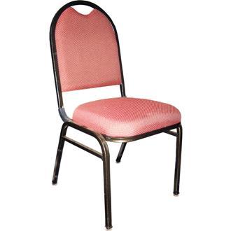 Imagem - Cadeira Fixa Essencial Hot em Tecido Vermelho MQ10 Pethiflex cód: 474