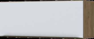 Imagem - Aéreo 01 Portas Basculante 800mm Decore Henn Rústico Branco cód: 35446