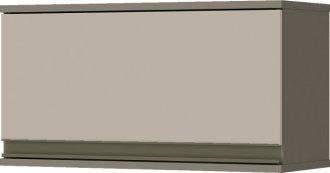 Imagem - Armário de Cozinha Aéreo 01 Porta 600mm Basculante Connect Henn Duna Cristal cód: 3274