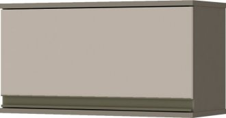 Imagem - Aéreo 1 Porta Basculante 60cm Connect Henn Duna com Cristal cód: 3274