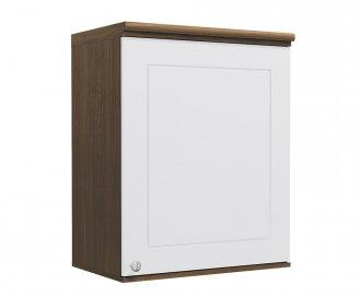 Imagem - Armário de Cozinha Aéreo Kappesberg Provenzza G622 1 Porta Jacaranda com Branco cód: 3126