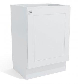 Imagem - Balcão de Cozinha Kappesberg Provenzza G602 1 Porta Branco  cód: 3137