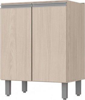 Imagem - Balcão de Cozinha Henn Connect 2 Portas 60cm Fendi cód: 3250