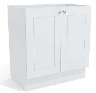 Imagem - Balcão de Cozinha Kappesberg G605 2 Portas 80cm Branco cód: 3111