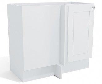 Imagem - Balcão de Cozinha Kappesberg G608 1 Porta Canto Branco cód: 3115