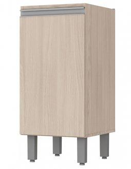 Imagem - Balcão de Cozinha Henn Connect 1 Porta 35cm Fendi cód: 1807