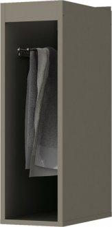 Imagem - Balcão Porta Toalha Henn Connect 20mm Duna cód: 3253