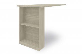 Imagem - Bancada para Kit de Cozinha Compacta E781 Kappesberg Amêndoa cód: 35098