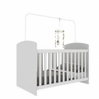 Imagem - Berço Baby Soft Multimóveis 0515PA.156 100% MDP cód: 37663