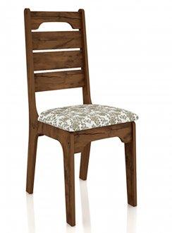 Imagem - Cadeira CA28 18mm Assento Estofado Dalla Costa cód: 2335