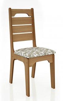Imagem - Cadeira CA28 18mm Assento Estofado Dalla Costa cód: 2339