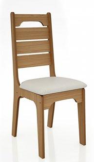 Imagem - Cadeira CA28 18mm Assento Estofado Dalla Costa cód: 2341