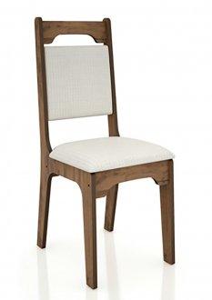 Imagem - Cadeira CA29 18mm Assento Estofado Dalla Costa cód: 2350