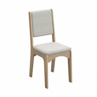 Imagem - Cadeira Com Estofado Dalla Costa CA19/2-K17 cód: 37596