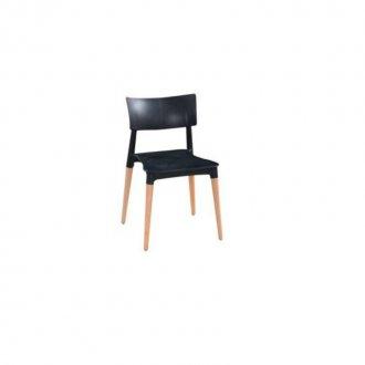 Imagem - Cadeira Flat Falkk FL-010 Preto cód: 34587