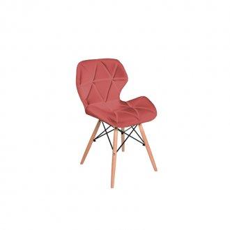 Imagem - Cadeira Geo Falkk FL-048 Vermelha cód: 34599