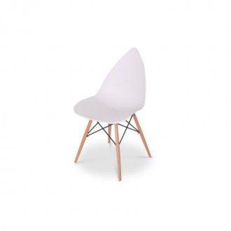 Imagem - Cadeira Pingo Falkk FL-001 Branco cód: 34521