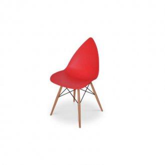 Imagem - Cadeira Pingo Falkk FL-001 Vermelho cód: 34516