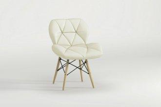 Imagem - Cadeira Slim Eiffel Notável Bege  cód: 34210