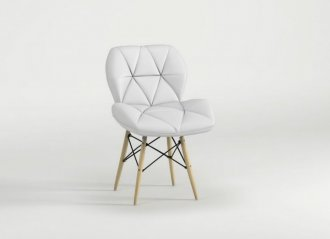 Imagem - Cadeira Slim Eiffel Notável Branco cód: 34220