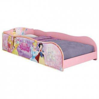 Imagem - Cama Princesa Pura Magia Disney Plus Rosa cód: 35667