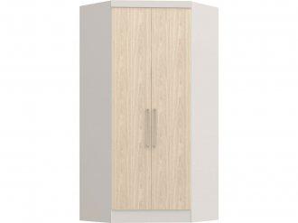 Imagem - Guarda Roupa Castro Infinity Canto Closet 02 Portas Branco Nudi cód: 35744