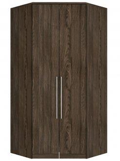Imagem - Canto Closet 2 Portas 03 Gavetas Diamante Henn Moka cód: 550