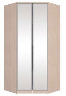 Imagem - Canto Closet 02 Portas de Espelho Diamante Henn Fendi cód: 2451