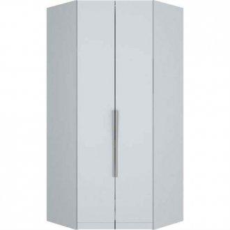 Imagem - Canto Closet Henn Exclusive 2 Portas Branco cód: 35350