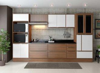 Imagem - Cozinha Completa Multimóveis Calábria 11 Peças 5450 MDP cód: 37738