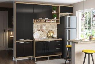 Imagem - Cozinha Completa Multimóveis Sicília 04 Peças 5840 MDP