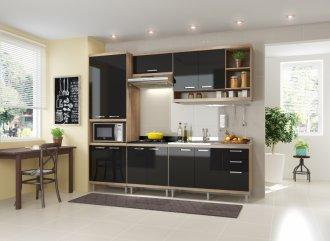 Imagem - Cozinha Completa Multimóveis Sicilia 05 Peças 5808 MDP cód: 37732