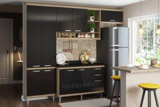 Imagem - Cozinha Completa Multimóveis Sicília 05 Peças 5841 MDP  cód: 37707