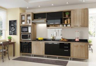 Imagem - Cozinha Completa Multimóveis Sicília 08 Peças 5835 MDP