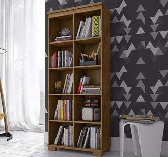 Imagem - Estante Colmeia para Livros C605 Dalla Costa Nobre cód: 829
