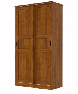 Imagem - Guarda Roupa Finestra 1729 Onix 02 Portas de Correr Imbuia cód: 34247