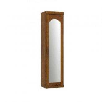 Imagem - Sapateira Finestra 1070T 01 Porta com Espelho Parma Imbuia cód: 1101