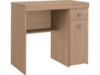 Imagem - Home Office Castro Versátil 01 Porta 01 Gaveta Nogueira cód: 36199