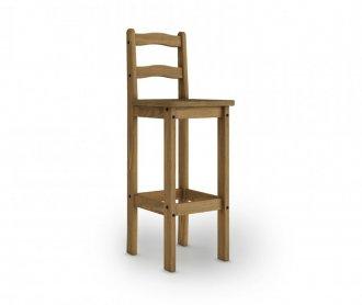 Imagem - Jogo com 02 Cadeiras Bistrô 8370 MPO Rustic Line Cera  cód: 1158