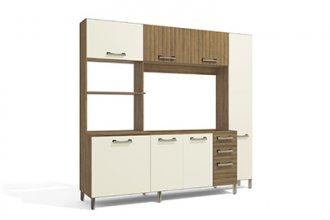 Imagem - Kit Cozinha Compacta Linha Lótus Kappesberg Ref: E780 Frow cód: 37164