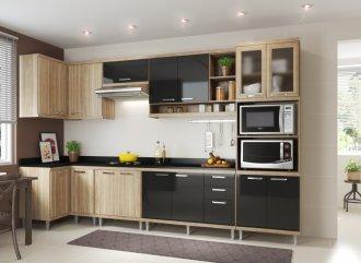 Imagem - Cozinha Completa Multimóveis Sicília 08 Peças 5831 MDP