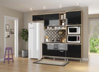 Imagem - Cozinha Completa Multimóveis Sicilia 04 Peças 5828 MDP