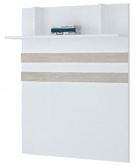 Imagem - Kit Fundo 165cm Exclusive Henn Branco HP/Carvalho cód: 1175