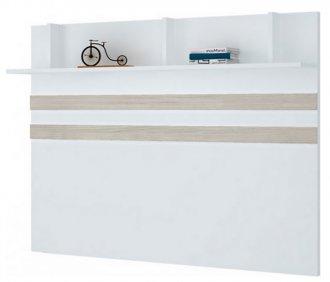 Imagem - Kit Fundo 205cm Exclusive Henn Branco HP/Carvalho cód: 2468