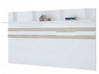 Imagem - Kit Fundo 245cm Exclusive Henn Branco HP/Carvalho cód: 2469