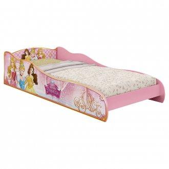 Imagem - Mini Cama Princesa Disney Rosa cód: 35634