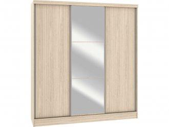 Imagem - Guarda Roupa Castro Requinte 03 Portas 03 Espelhos Nudi cód: 35992