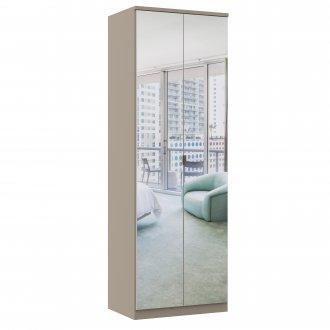 Imagem - Módulo Quarto Linha Elegance Castro 2 Porta C/ Espelho  cód: 38042