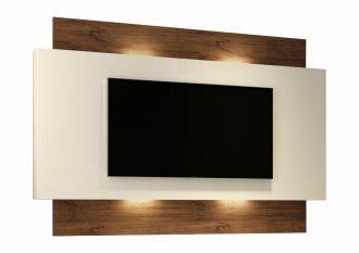 Imagem - Painel Dalla Costa TB132L Iluminação Led Off White e Nobre cód: 34333