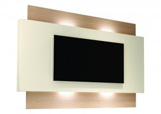 Imagem - Painel Dalla Costa TB132L Iluminação Led Off White e Natural  cód: 34335